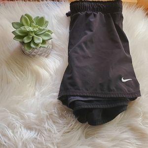 Nike Dri-Fit Running Shorts w/ Spandex